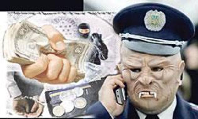 Міліціонери «керують» тітушками, на всіх рівнях є перевертні в погонах