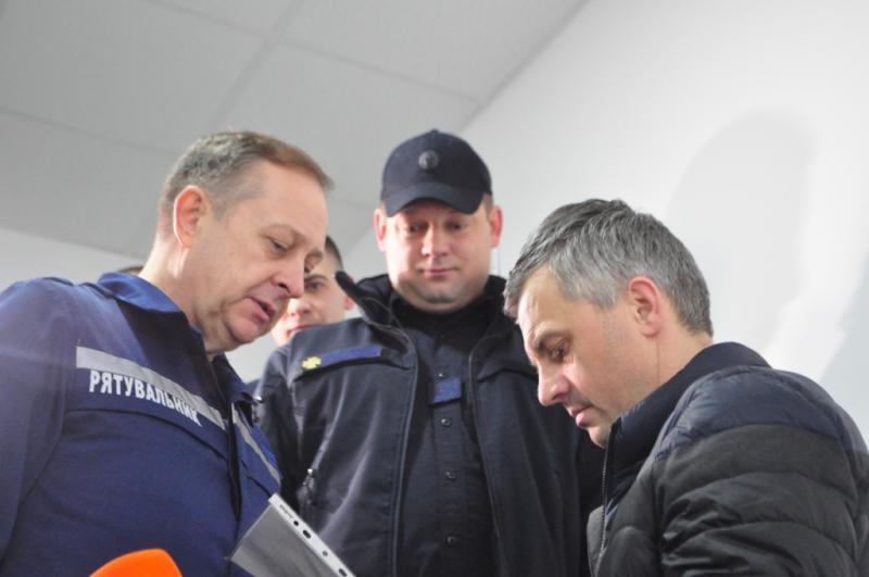 7 з 10: Ужгородський ТРЦ пройшов тест на відповідність нормам пожежної безпеки (ФОТО, ВІДЕО)