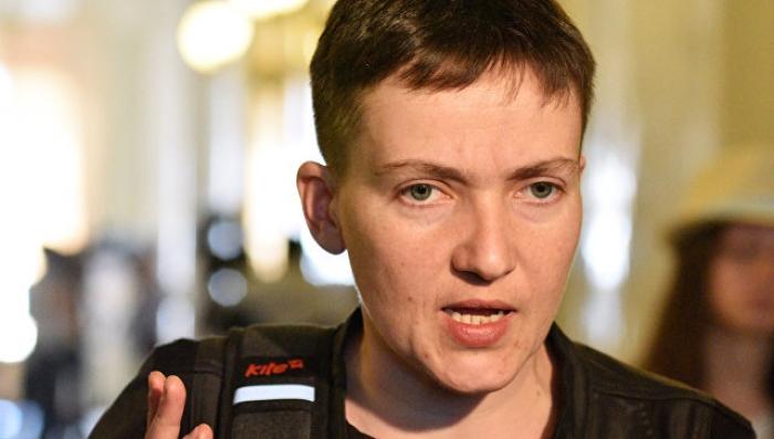 Нардеп Савченко заявила, що Росія придивляється до Закарпаття ( Відео )