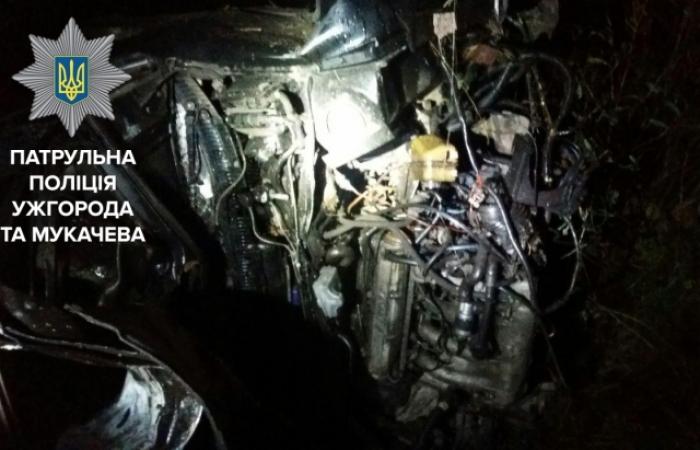 ДТП у Ракошині: постраждало троє людей