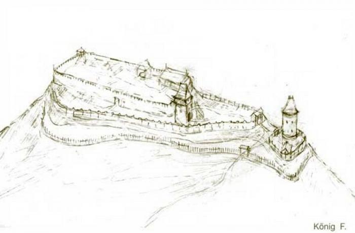 Найзагадковіша фортеця Закарпаття – Бронецький замок на Іршавщині