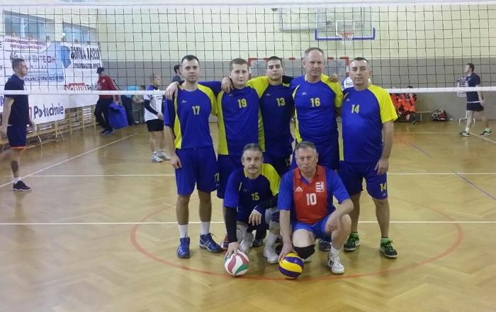 Закарпатські волейболісти – призери турніру у Польщі