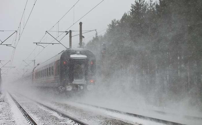 """""""Зимовий"""" потяг із Харкова їздитиме до закарпатського Рахова"""