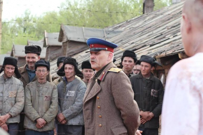 Фільм «Червоний» із закарпатцем в головній ролі виходить в прокат цього року