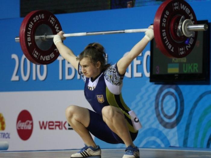 Закарпатка – срібна призерка чемпіонату світу з важкої атлетики