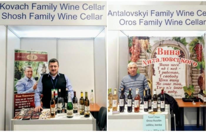 Закарпатські вина, мед, мінводи та крафтове пиво презентували в сусідній Угорщині