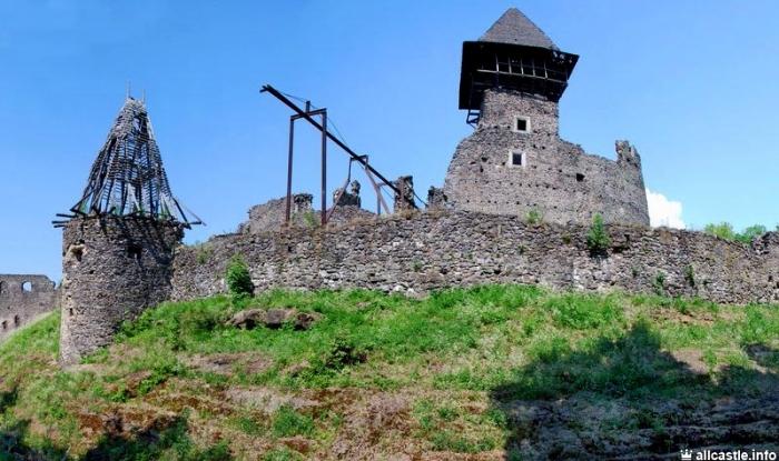 Закарпаття — край замків і фортець