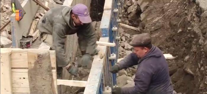 На Тячівщині мільйон сто тисяч гривень піде на берегоукріплення річки