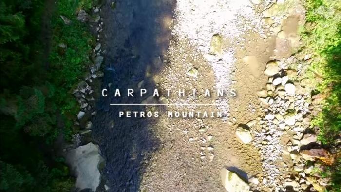 Краса, що захоплює подих: аерозйомка квадрокоптером гори Петрос на Закарпатті