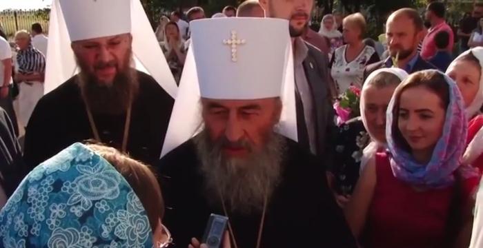Предстоятель Української православної церкви Блаженнійший Митрополит Онуфрій служитиме на Тячівщині