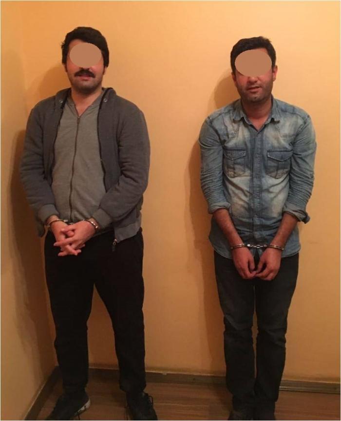 Двох нелегальних мігрантів затримали закарпатські прикордонники