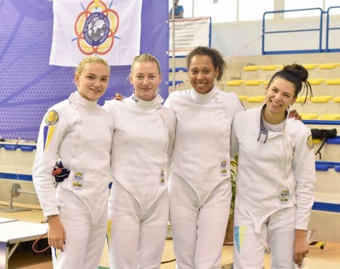 Успіх! Ужгородка – чемпіонка світу з фехтування серед армійців