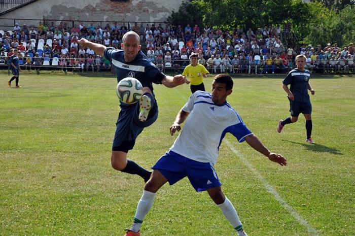 Футбол на Закарпатті: фіналісти Кубка Ліги на вже відомі
