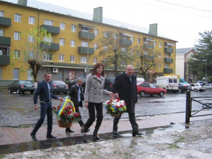 У Сваляві ще живуть ті, хто пам'ятає, як місто у 1944-му від фашистів визволяли