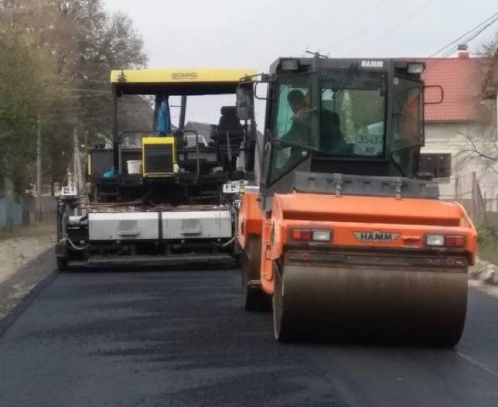 На Закарпатті розпочали ремонт дороги «Свалява – Довге – Липча»