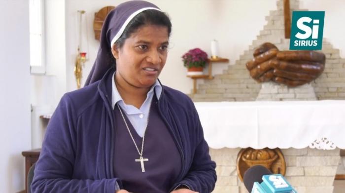 До неї їдуть з надією на диво! Сестра Ліджі на Мукачівщині допомагає сотням людей