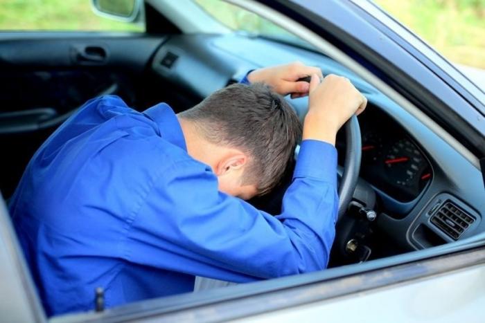 З початку року на Закарпатті вже спіймали 169 п'яних водіїв
