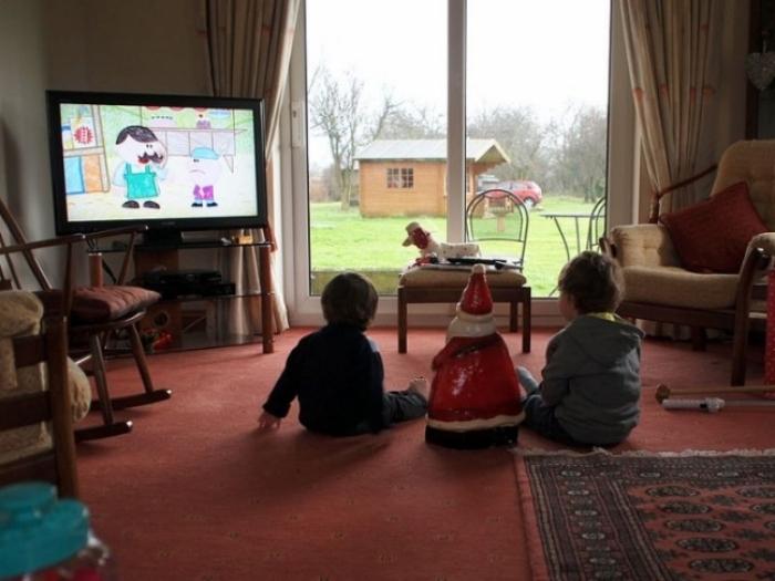 """Телевізори й """"мобілки"""" крадуть уяву у дітей закарпатців!"""