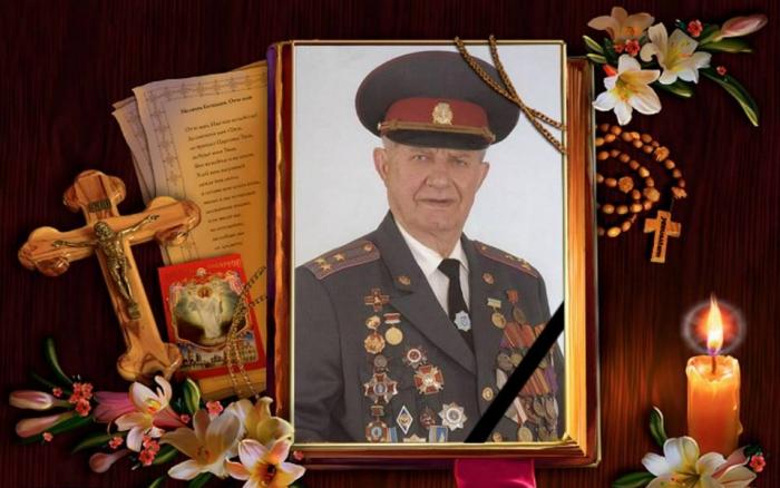 Не стало Бронтерюка Петра Івановича – легенди закарпатської міліції