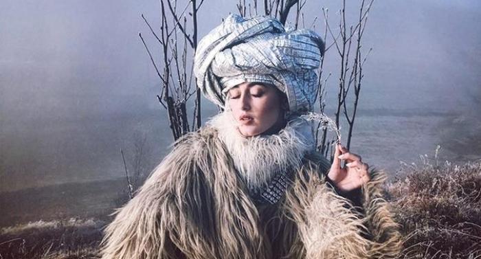"Закарпатка Alina Pash презентувала відео ""Бітанга"""