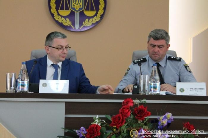 На Закарпатті спостерігається збільшення рівня кримінальних правопорушень на 10 тисяч населення