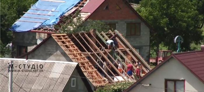 На Тячівщині підрахували збитки від градової негоди