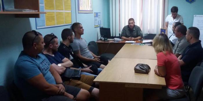 Прикордонники презентувалися у Сваляві як роботодавці