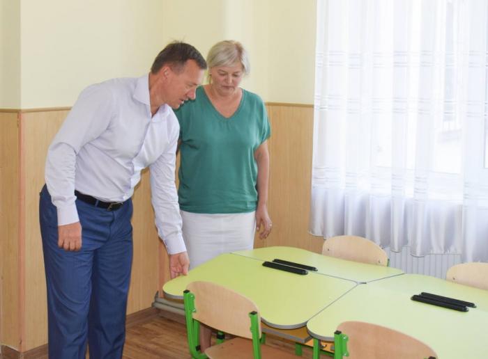 """Першого вересня Ужгородська """"спецшкола"""" №1 прийме 82-х першачків!"""
