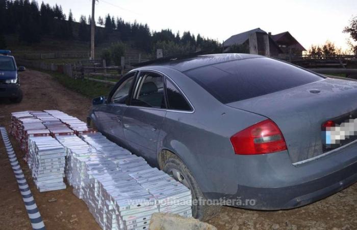 Вилазки контрабандистів із Закарпаття у сусідів-румунів спостерігаються кожен день
