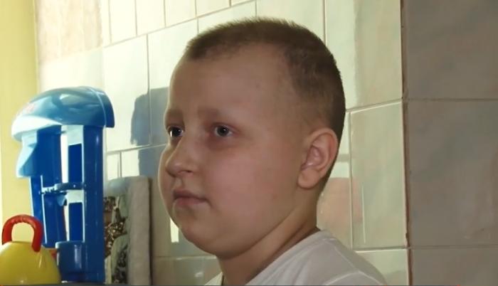 Звичайний хлопчик з Хустщини Василь Легач вже два роки не бачив свого рідного дому