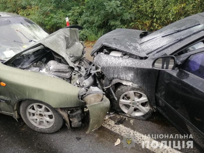 ДТП на Мукачівщині: одна жертва, 6 осіб травмовано