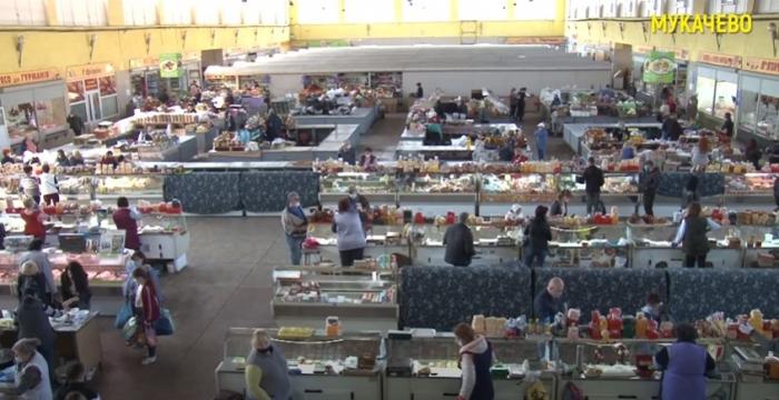 У Мукачеві відкрили центральний ринок (ВІДЕО)