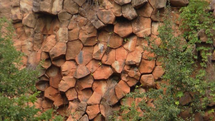 Вулканічна пам'ятка: унікальна фотозона існує на Закарпатті (ВІДЕО)