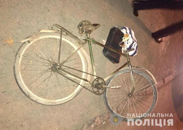 3,49 проміле: в Ужгороді водій на BMW збив велосипедиста (ФОТО)